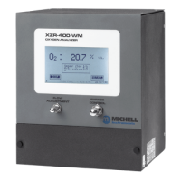 Oxygen Analyzer for Gas Purity Measurements - Michell XZR400